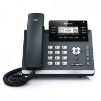 Yealink SIP-T42G Ultra-Elegant Gigabit IP Phone